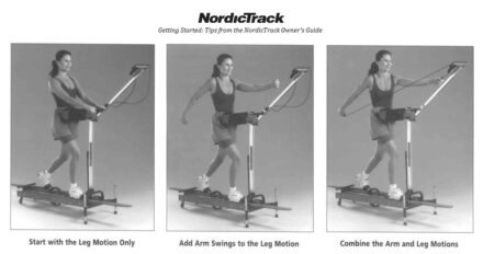 Steps to Learn to Use NordicTrack Cross Country Ski Machine