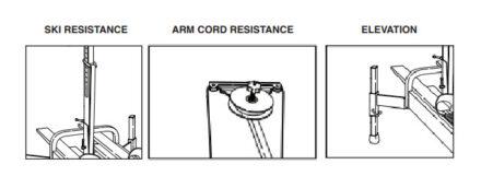 NordicTrack Adjustable Resistance