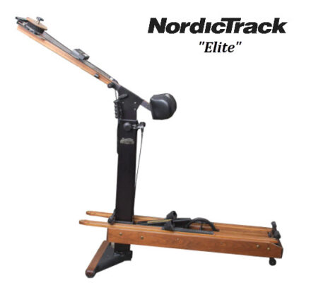 NordicTrack Elite Cross Country Ski Machine - NordicTrackProSkier.com