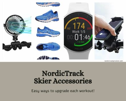 NordicTrack Skier Accessories and Upgrades