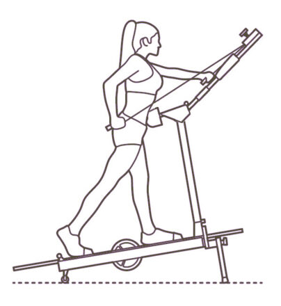 Learn to use NordicTrack ski machines