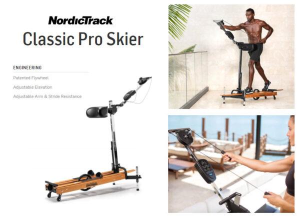 Purchase a new NordicTrack Pro ski machine